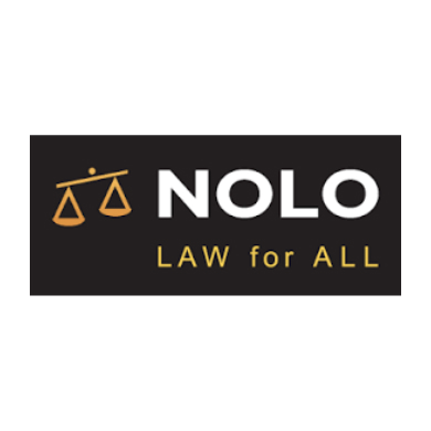 nolo law for all logo