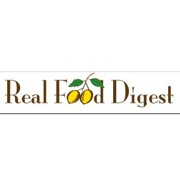 Real Food Digest logo